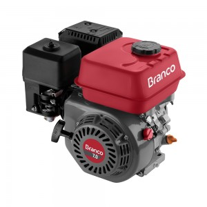 MOTOR A GASOLINA 208CC 6,9CV B4T-7.0H BRANCO