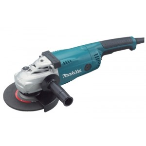 "ESMERILHADEIRA ANGULAR 180MM 7"" 2200W 110V GA7020 MAKITA"