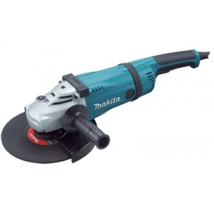 "ESMERILHADEIRA ANGULAR 2.400W 230MM 9"" 220V GA9030 MAKITA"