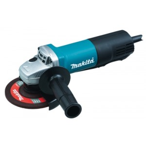 "ESMERILHADEIRA ANGULAR 840W 115MM 4.1/2"" 220V 9558HPG MAKITA"
