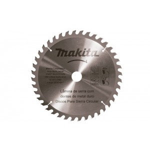"DISCO DE SERRA WIDEA 235X2.5X25.4MM 40DENTES 9.1/4"" D-51378 MAKITA"