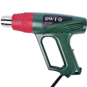 SOPRADOR TERMICO 550°C 2000W 500L/MIN 110V STD2000N DWT