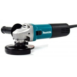 "ESMERILHADEIRA ANGULAR 840W 115MM  4.1/2"" 220V 9557HNG MAKITA"